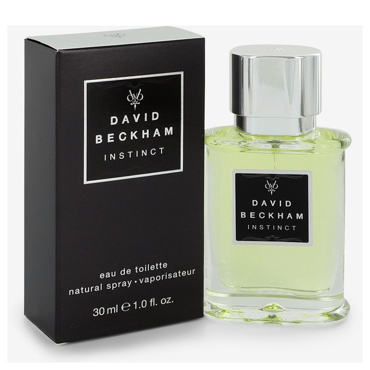 David Beckham Instinct by David Beckham Eau De Toilette Spray for Men