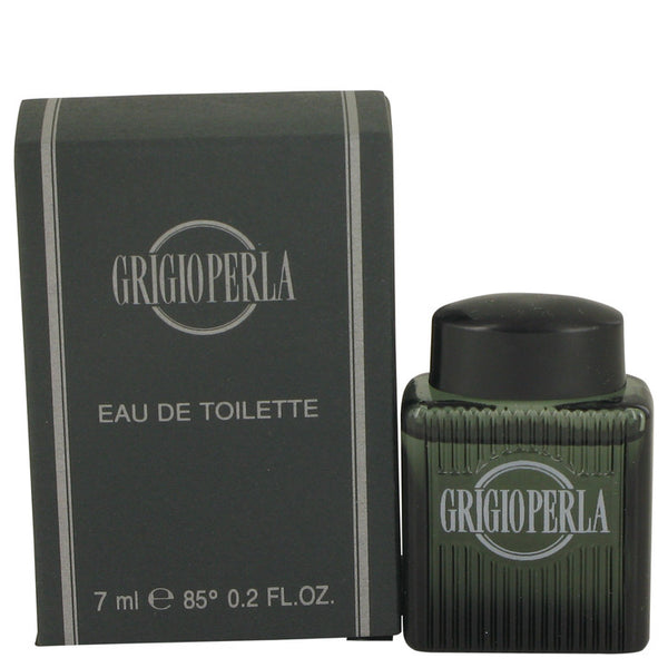 GRIGIO PERLA by Grigio Perla Mini EDT .2 oz for Men