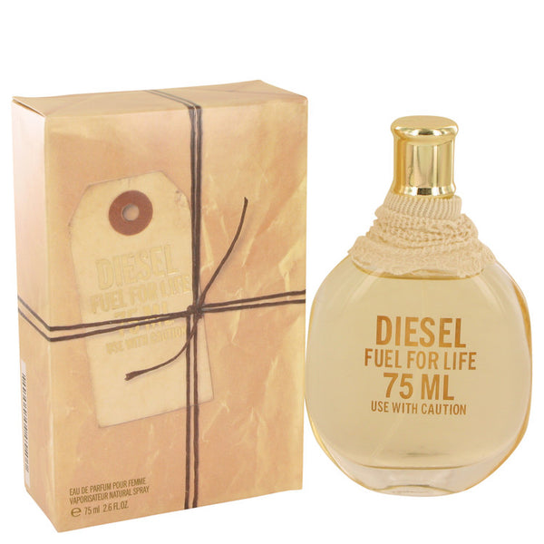 Fuel For Life by Diesel Eau De Parfum Spray 2.5 oz for Women