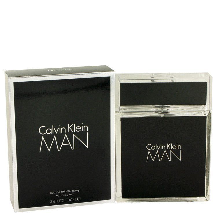 Calvin Klein Man by Calvin Klein Eau De Toilette Spray for Men