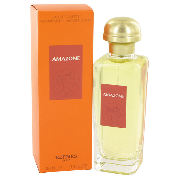 AMAZONE by Hermes Eau De Toilette Spray 3.4 oz for Women