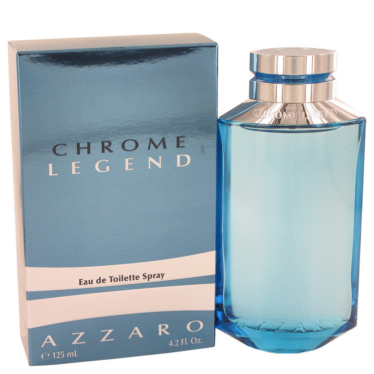 Chrome Legend by Azzaro Eau De Toilette Spray for Men