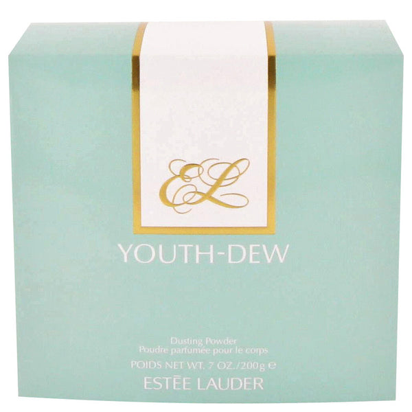 YOUTH DEW by Estee Lauder Dusting Powder 7 oz for Women