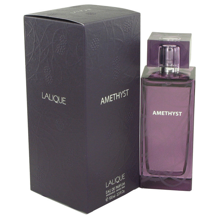 Lalique Amethyst by Lalique Eau De Parfum Spray 3.4 oz for Women
