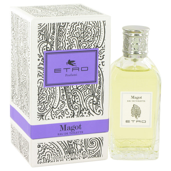 Magot by Etro Eau De Toilette Spray (Unisex) 3.4 oz