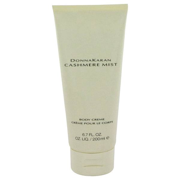 CASHMERE MIST by Donna Karan Body Cream 6.7 oz for Women