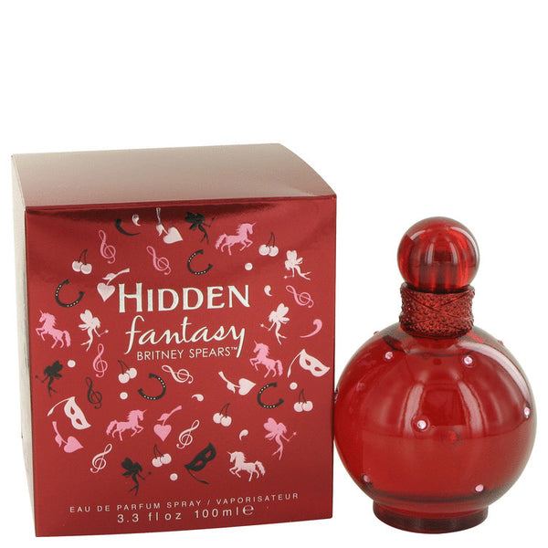 Hidden Fantasy by Britney Spears Eau De Parfum Spray for Women