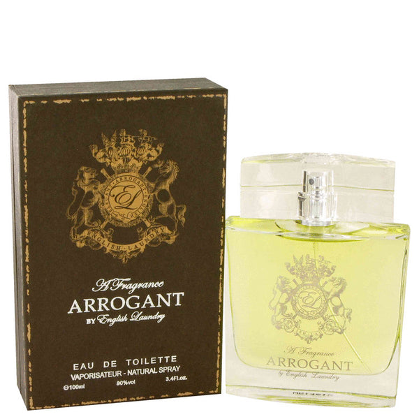 Arrogant by English Laundry Eau De Toilette Spray for Men