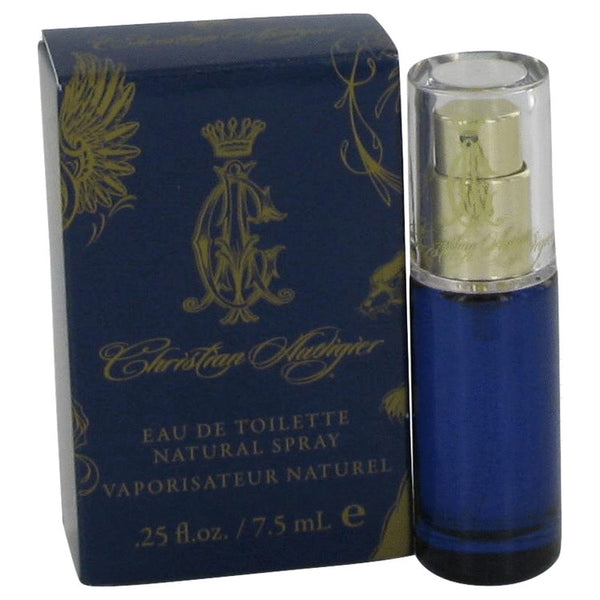 Christian Audigier by Christian Audigier Mini EDT Spray .25 oz for Men