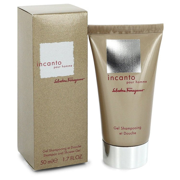 Incanto by Salvatore Ferragamo Shower Gel 1.7 oz for Men