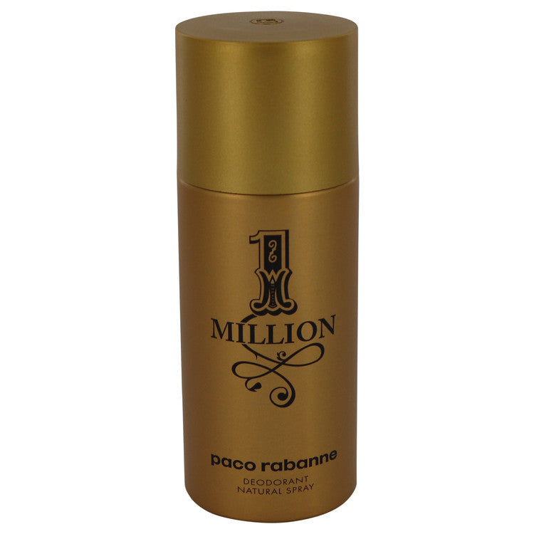 1 Million by Paco Rabanne Deodorant Spray 5 oz for Men