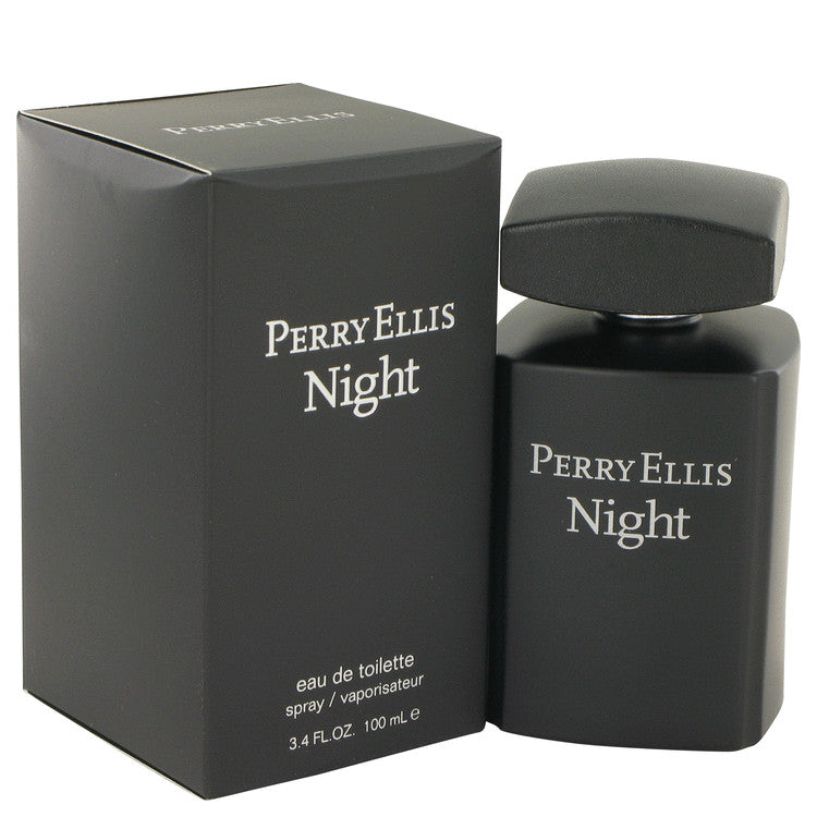 Perry Ellis Night by Perry Ellis Eau De Toilette Spray 3.4 oz for Men
