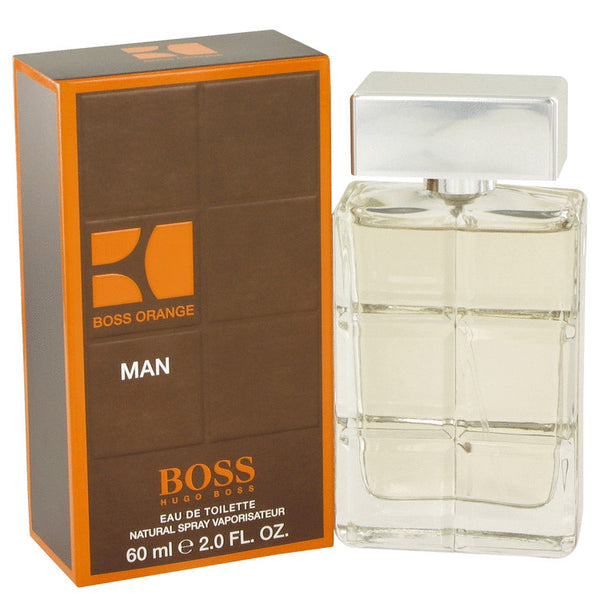 Boss Orange by Hugo Boss Eau De Toilette Spray for Men