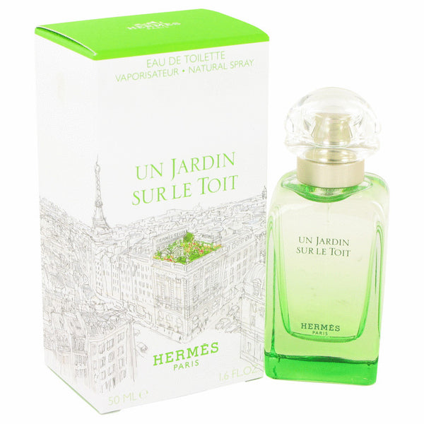 Un Jardin Sur Le Toit by Hermes Eau De Toilette Spray for Women