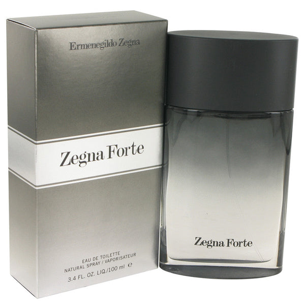 Zegna Forte by Ermenegildo Zegna Eau De Toilette Spray for Men