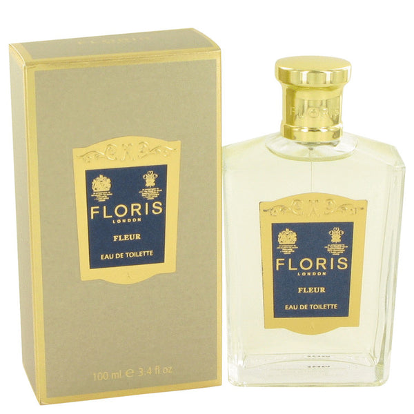 Floris Fleur by Floris Eau De Toilette Spray 3.4 oz for Women