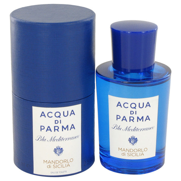 Blu Mediterraneo Mandorlo Di Sicilia by Acqua Di Parma Eau De Toilette Spray 2.5 oz for Women