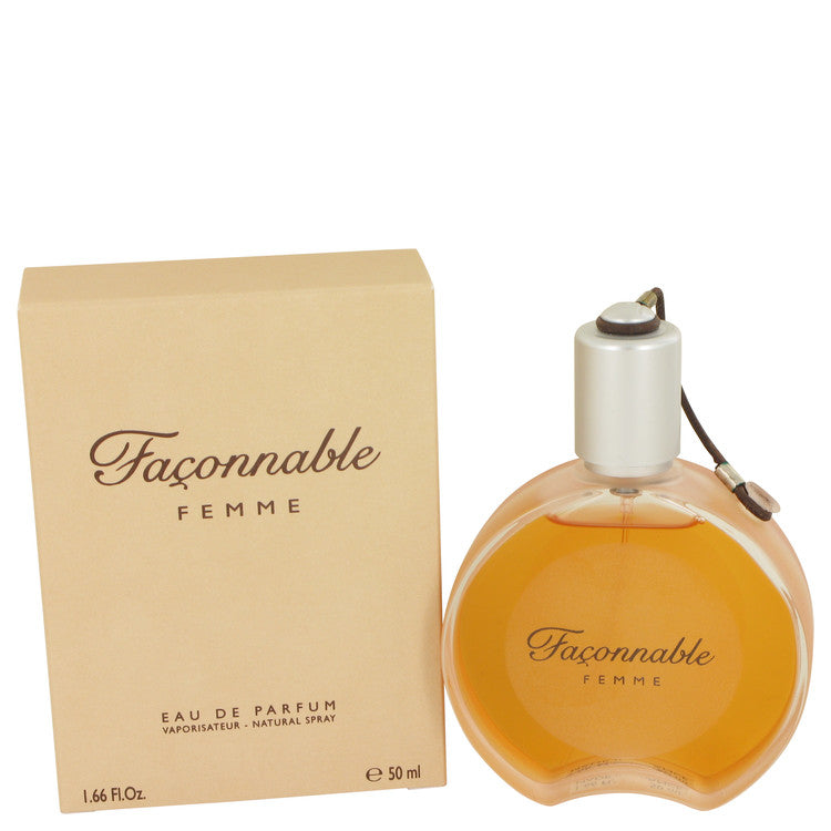 FACONNABLE by Faconnable Eau De Parfum Spray 1.7 oz for Women