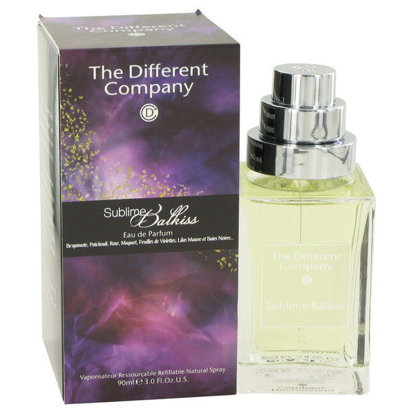 Sublime Balkiss by The Different Company Eau De Toilette Spray Refillable 3 oz for Women