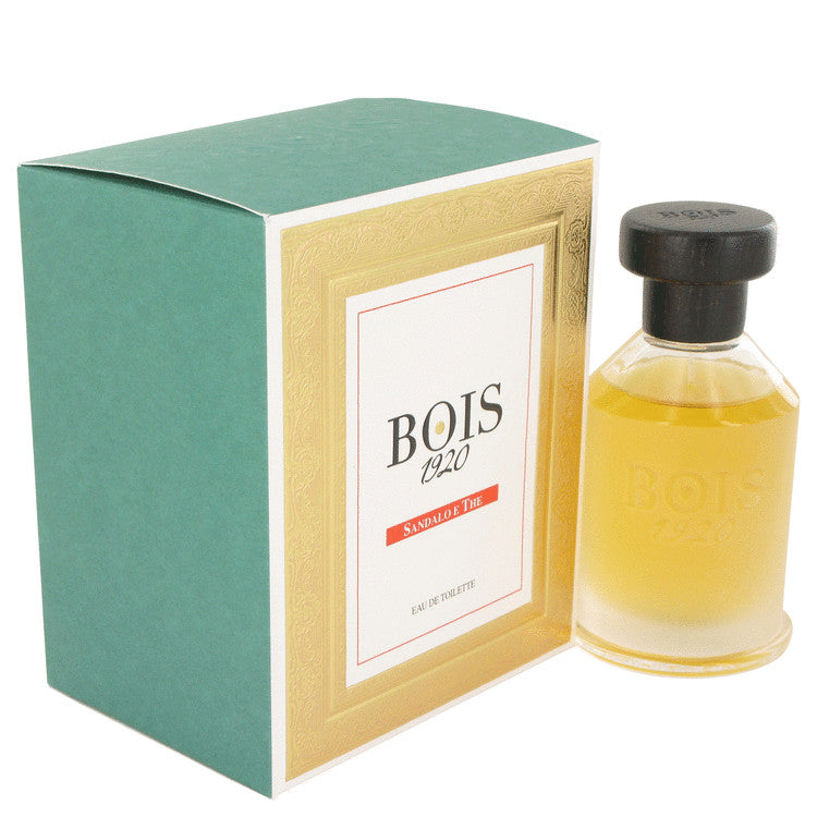 Sandalo e The by Bois 1920 Eau De Toilette Spray (Unisex) 3.4 oz