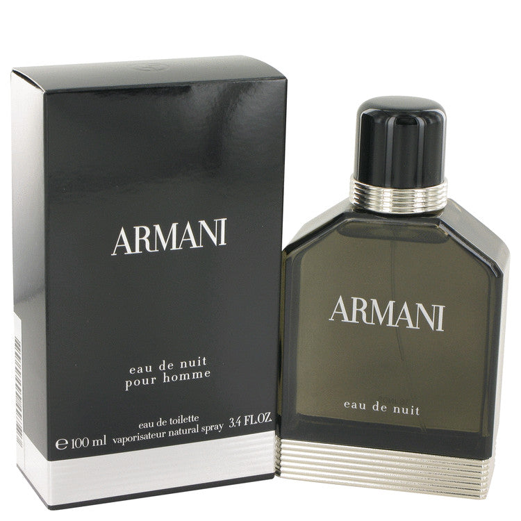Armani Eau De Nuit by Giorgio Armani Eau De Toilette Spray for Men