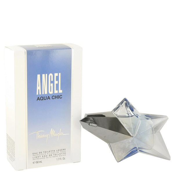 Angel Aqua Chic by Thierry Mugler Light Eau De Toilette Spray 1.7 oz for Women