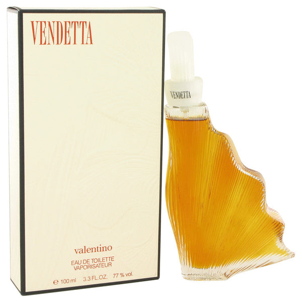 Vendetta by Valentino Eau De Toilette Spray 3.4 oz for Women