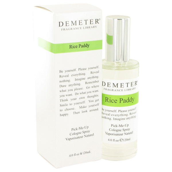 Demeter Rice Paddy by Demeter Cologne Spray 4 oz for Women