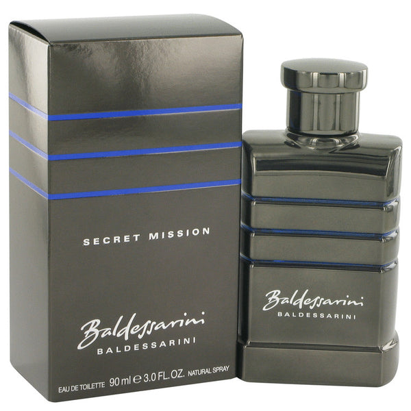 Baldessarini Secret Mission by Hugo Boss Eau De Toilette Spray for Men