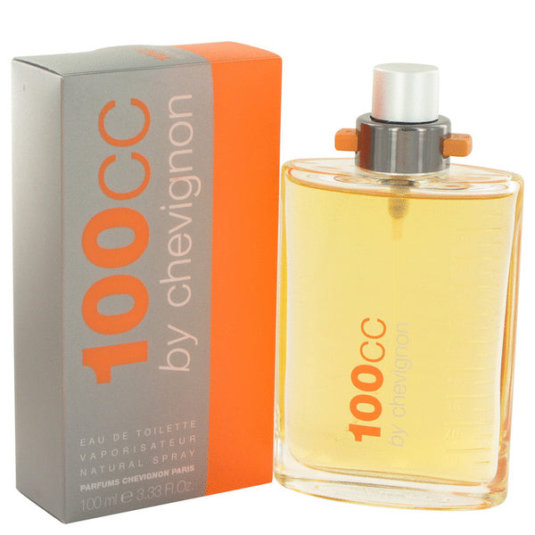 100cc by Chevignon Eau De Toilette Spray 3.33 oz for Men
