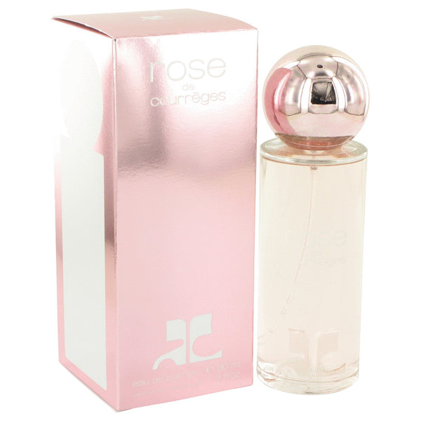 Rose De Courreges by Courreges Eau De Parfum Spray (New Packaging) 3 oz for Women