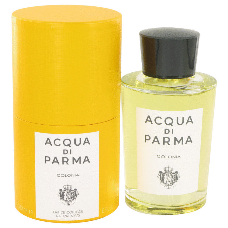 Acqua Di Parma Colonia by Acqua Di Parma Eau De Cologne Spray 6 oz for Men