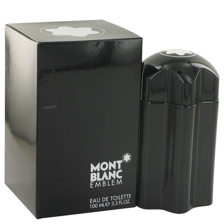 Montblanc Emblem by Mont Blanc Eau De Toilette Spray for Men