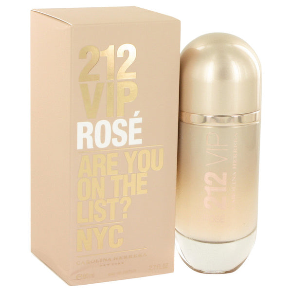 212 VIP Rose by Carolina Herrera Eau De Parfum Spray for Women