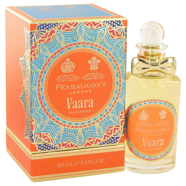 Vaara by Penhaligon's Eau De Parfum Spray (Unisex) 3.4 oz for Women