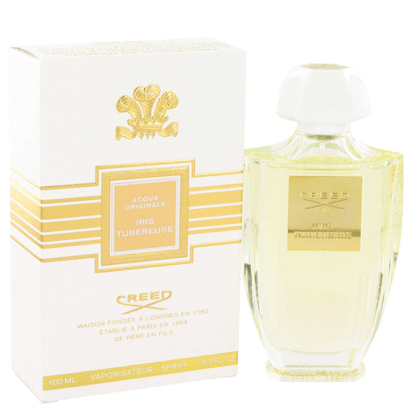 Iris Tubereuse by Creed Eau De Parfum Spray 3.3 oz for Women