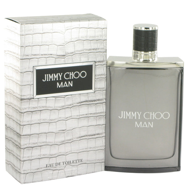 Jimmy Choo Man by Jimmy Choo Eau De Toilette Spray for Men
