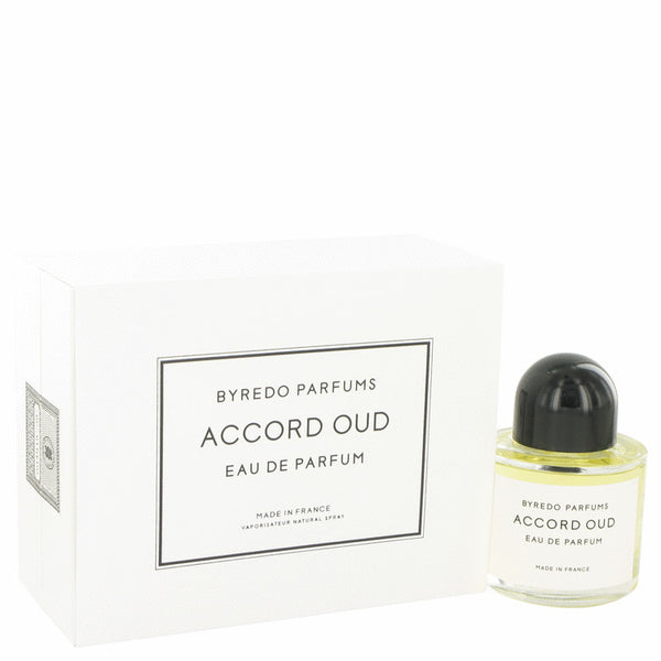 Byredo Accord Oud by Byredo Eau De Parfum Spray 3.4 oz (Unisex)