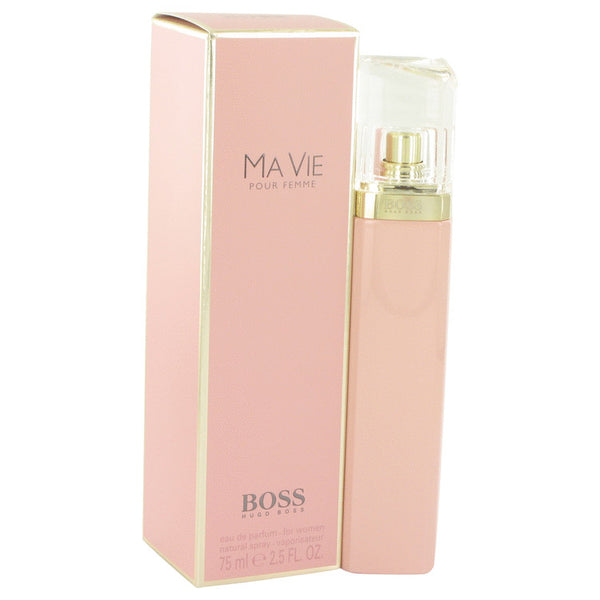Boss Ma Vie by Hugo Boss Eau De Parfum Spray 2.5 oz for Women