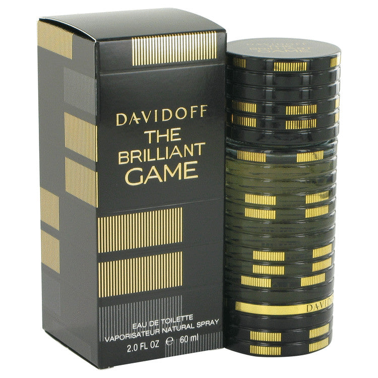 The Brilliant Game by Davidoff Eau De Toilette Spray for Men