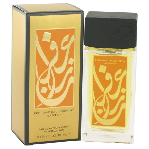 Calligraphy Saffron by Aramis Eau De Parfum Spray 3.4 oz for Women