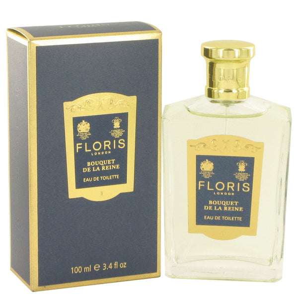 Floris Bouquet De La Reine by Floris Eau De Toilette Spray 3.4 oz for Women