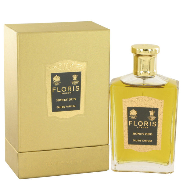Floris Honey Oud by Floris Eau De Parfum Spray 3.4 oz for Women