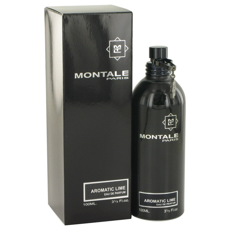 Montale Aromatic Lime by Montale Eau De Parfum Spray 3.3 oz for Women
