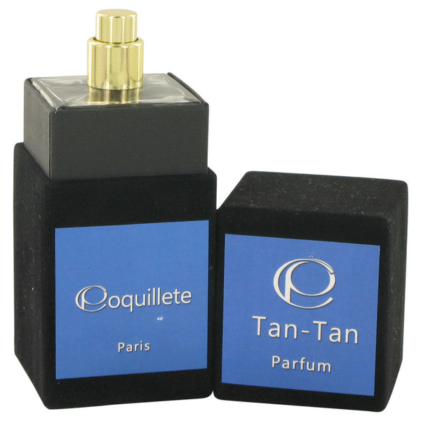 Tan Tan by Coquillete Eau De Parfum Spray 3.4 oz for Women
