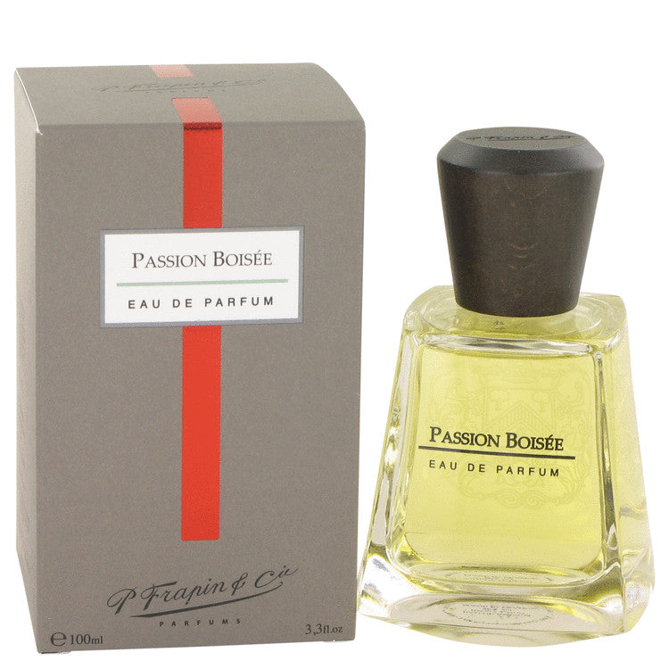 Passion Boisee by Frapin Eau De Parfum Spray 3.3 oz (Unisex)