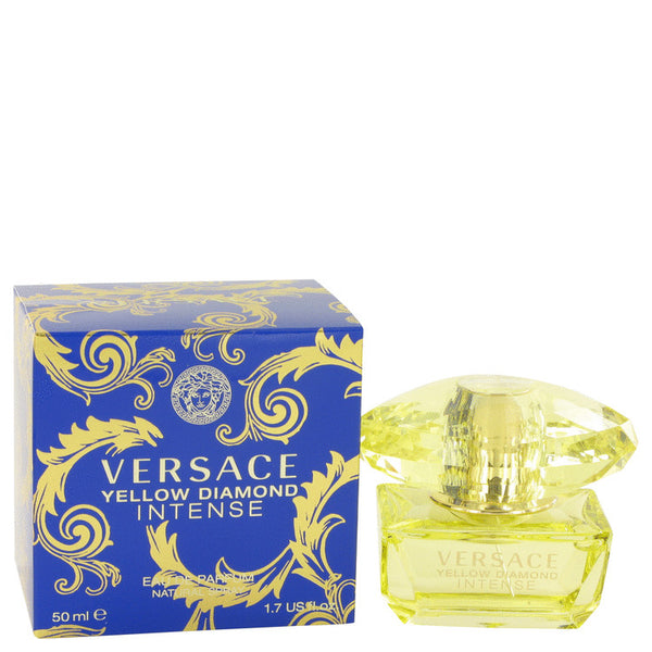 Versace Yellow Diamond Intense by Versace Eau De Parfum Spray 1.7 oz for Women