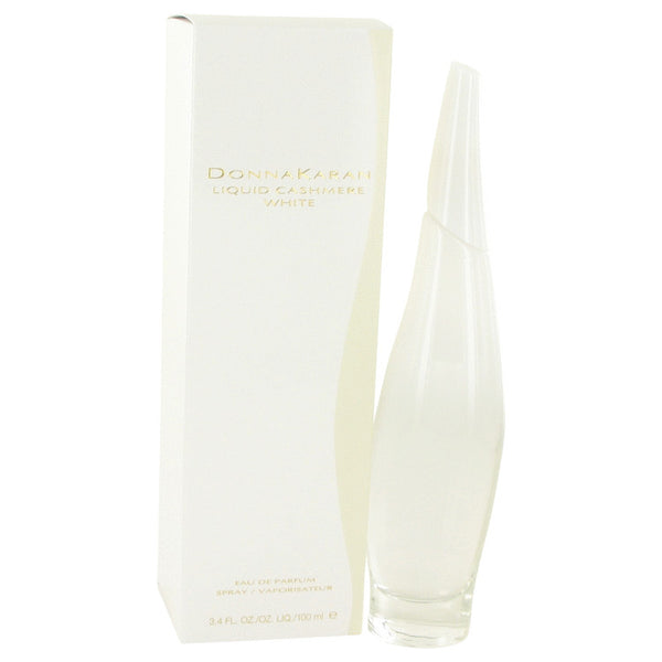 Liquid Cashmere White by Donna Karan Eau De Parfum Spray 3.4 oz for Women