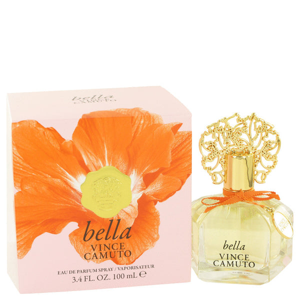 Vince Camuto Bella by Vince Camuto Eau De Parfum Spray 3.4 oz for Women