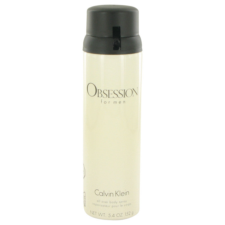 OBSESSION by Calvin Klein Body Spray 5.4 oz for Men